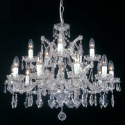 Maria Theresa Swarovski crystal chandelier from Arlati