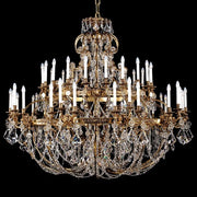 50 light Asfour crystal  hotel chandelier
