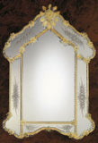 Genuine Murano Glass Mirror