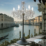 Masiero DRYLIGHT TL6  weatherproof outside chandelier lamp