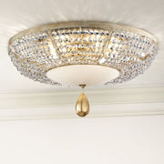 Gold Coated Ceiling Light