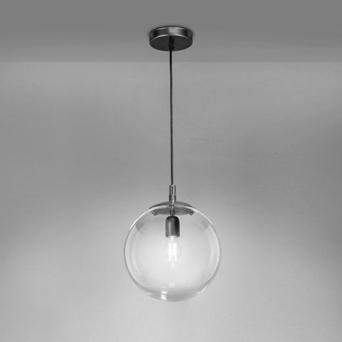 Globe ceiling pendants