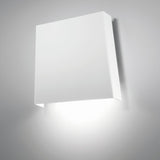 Rythmos modern white LED wall light from Axo Light