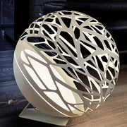 White Kelly table or floor lamp from Studio Italia Design
