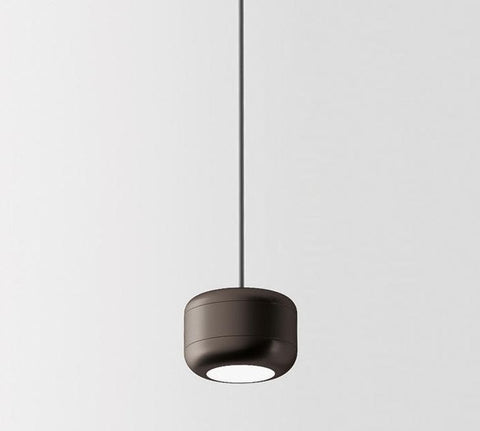 Urban Mini P pendant in white, bronze or grey from Axo Light