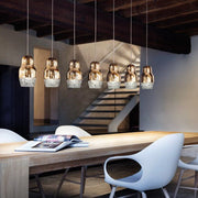 Fedora SP7 dining room light from Axo Light in 3 finishes