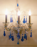 Rezzonico chandelier wall light