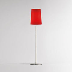 Sera F1 glass floor lamp in 4 shade colours from Prandina