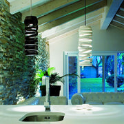 Amourette SO white or black pendant Studio Italia Design