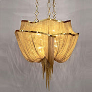 Atlantis 90 cm suspended light in 5 finishes