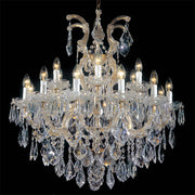Scholer Maria Theresa crystal chandelier in 5 sizes