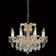 Maria Theresa 8 light Swarovski Strass crystal chandelier
