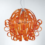 Modern Murano glass pendant in several gorgeous colours