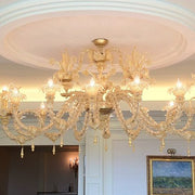 Murano Glass Rezzonico Chandelier