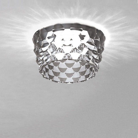 Fedora FA clear recessed ceiling light from Axo Light