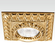 Italian Square Recessed Light