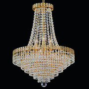 10 Light Empire Style Chandelier