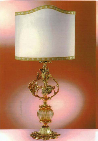 Antique french gold table lamp louis 15 period table lamp traditional french louis xv style gold table light aloadofball Images