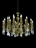 24 Light Chandelier