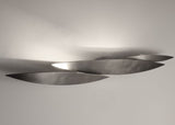 I Lucci Argentati white or nickel wall lamp by Terzani
