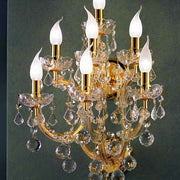 Tiered Maria Theresa Wall Light