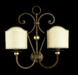 Venetian Shade Wall Light