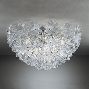 The iconic 60 cm Esprit ceiling light from Venini