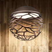 Kelly 50 cm ceiling globe in 3 colours