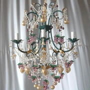 Fruit Chandelier from Murano