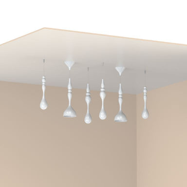 Cluster Ceiling Pendant in MINI