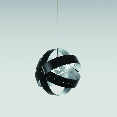 Modern Metal Spherical Ceiling Pendant in 3 sizes