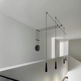 Mikado Zero pendant lights in various combinations