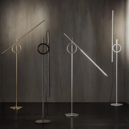 Tangent Floor Lamp Family