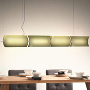 Modular 4 light Murano glass in 3 colours
