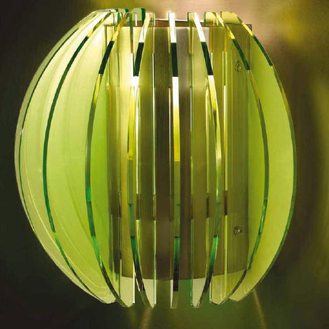 Colourful Contemporary Wall Light