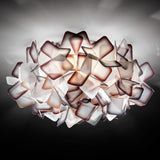 Decorative ceiling lamp in 5 gorgeous colours