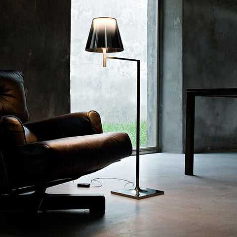 KTribe F1 Acrylic floor light by Philippe Starck