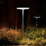 Equilibre Halo F3 painted metal floor light from Prandina
