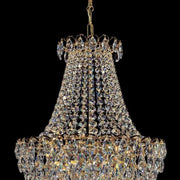 Spectra crystal empire chandelier in 5 sizes