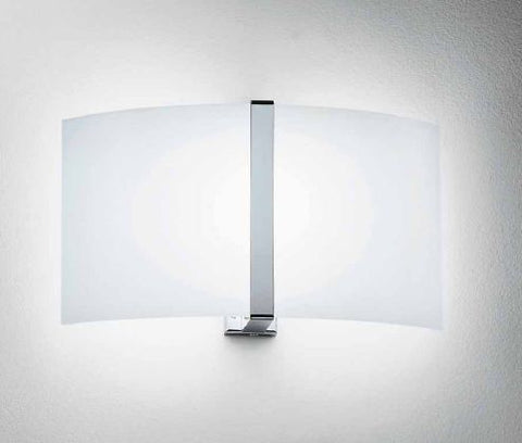 Small Curved Wall Light