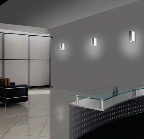 Micron Vertical Wall Light