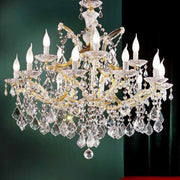 Tiered Maria Theresa Chandelier