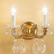 Antique French Gold Traditional Wall Sconce