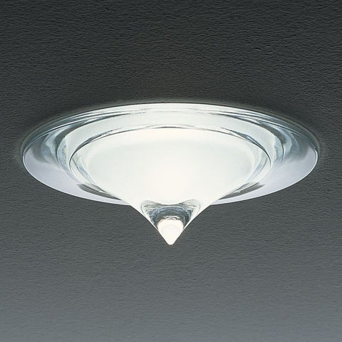 Semi-Recessed Lighting Fixture