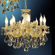Maria Theresa Chandelier with Asfour Crystal