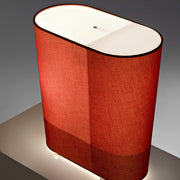 Loft T3 red black or white table light from Prandina