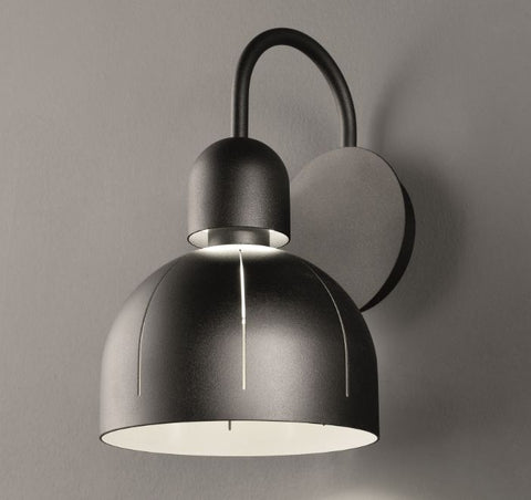 Customisation Metal Domed Wall Light