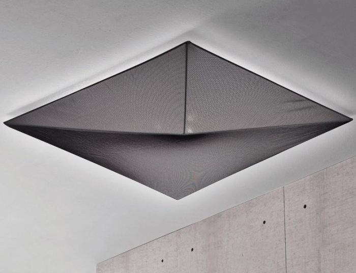 Ukiyo G black, white or orange wall & ceiling light by Axo Light