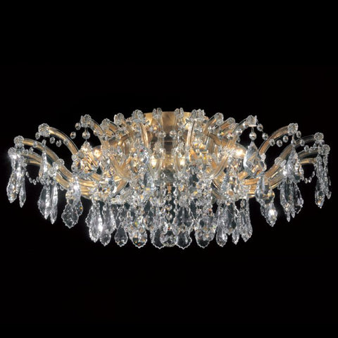 Maria Theresa 10 light Scholer crystal ceiling light from Italy