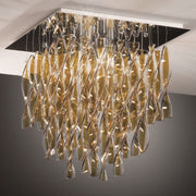 Axo Light Aura GR in 6 lovely Murano glass colours